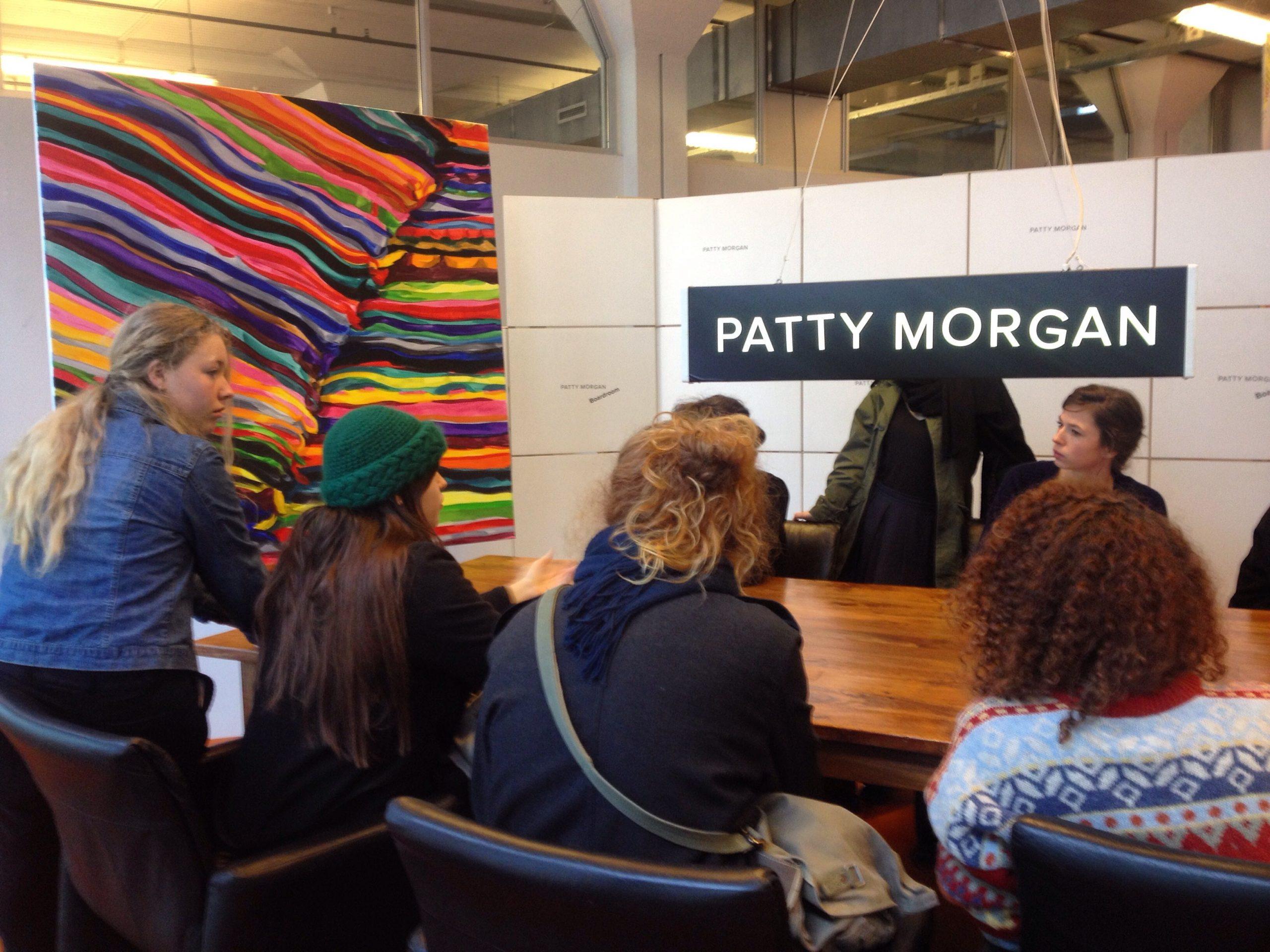 Britt Dorenbosch Patty Morgan Boardroom sessions