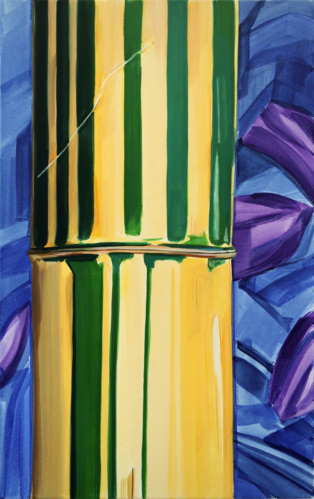 Britt Dorenbosch Bamboe Brazilië