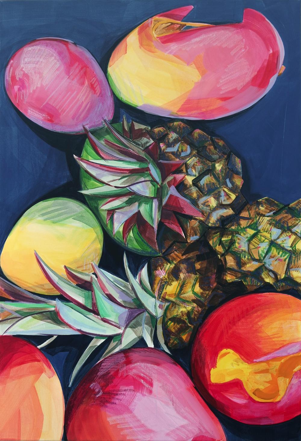 Britt Dorenbosch Fruit Fourage Brazilië