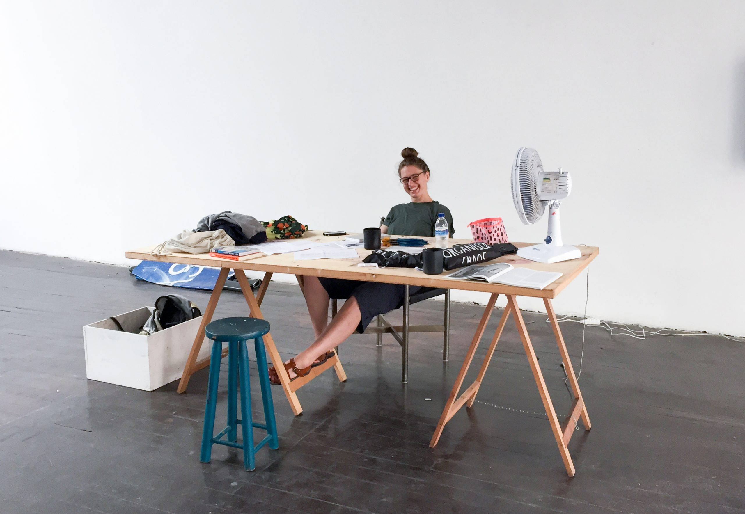 Britt Dorenbosch at studio Despina