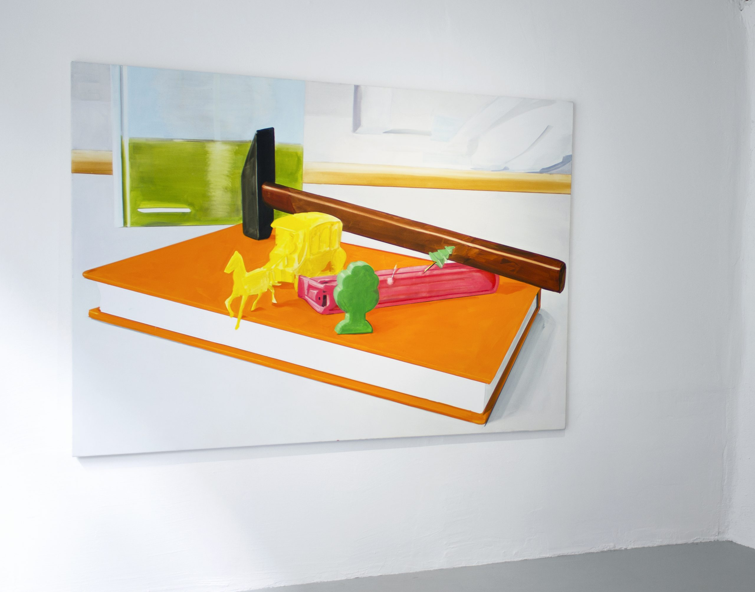 Britt Dorenbosch de Ruijter hamer oranje boek
