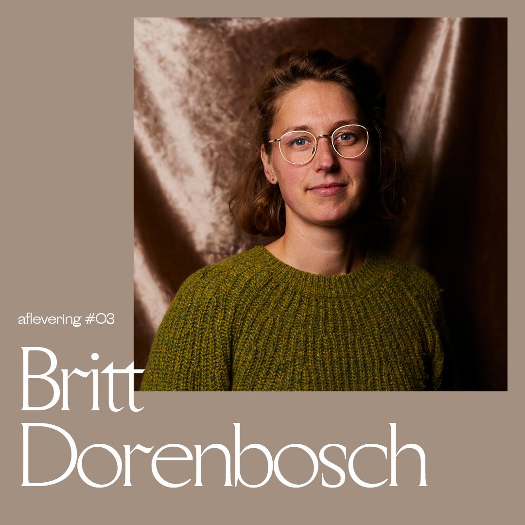 Wijntje met Britt DOrenbosch podcast - foto Michiel SPijkers