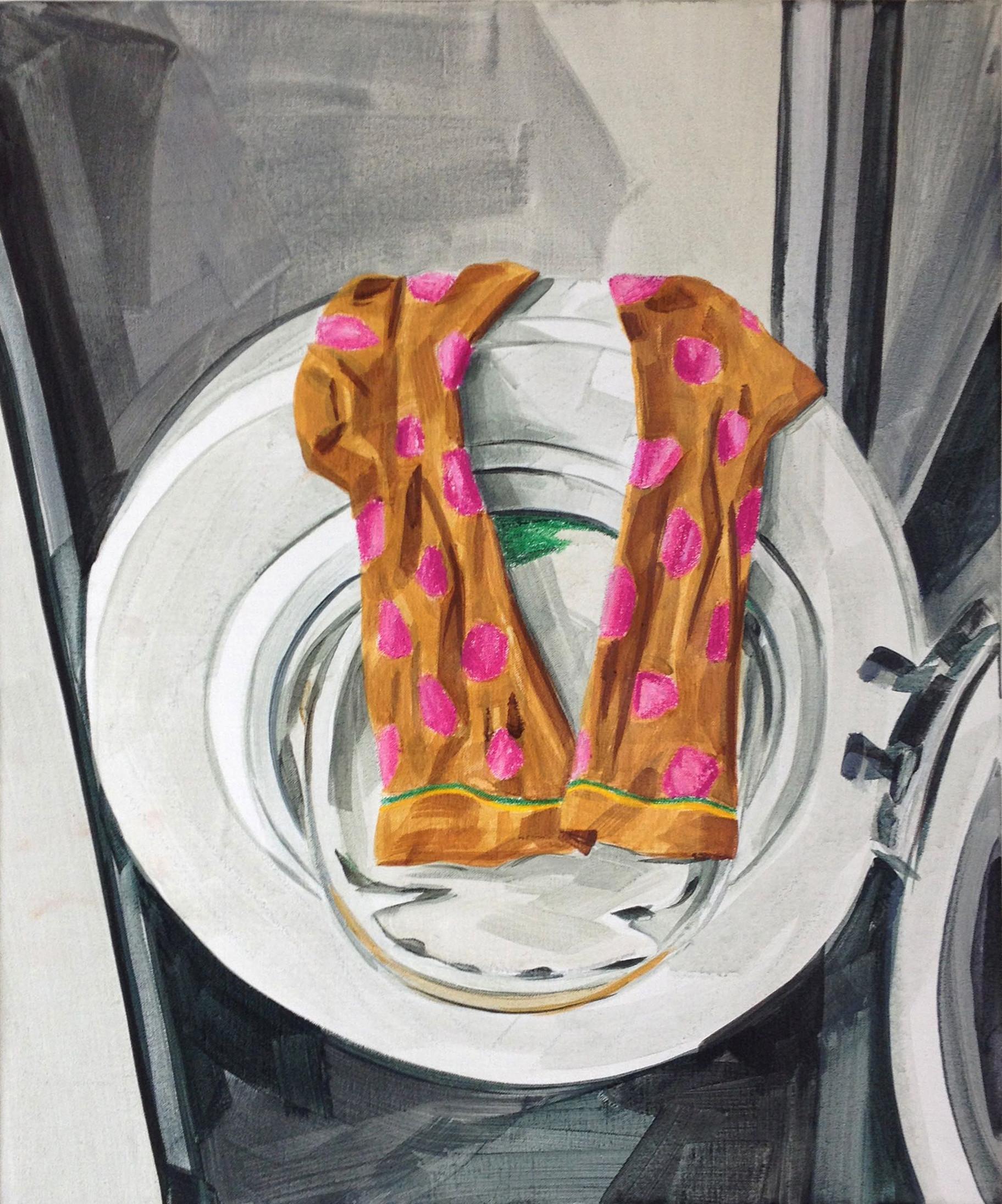 Britt Dorenbosch sokken wasmachine bonne maison