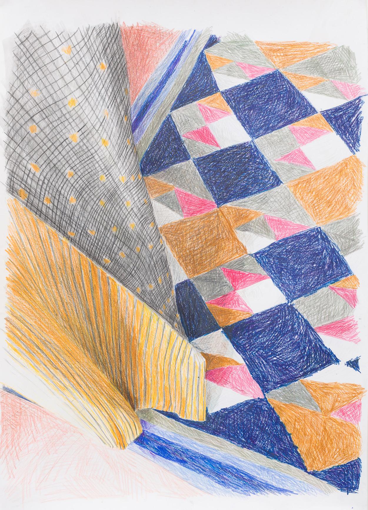 Dorenbosch-Vloerkleed-Gordijn-89-x-65-cm-kleurpotlood-en-gouache-op-papier-2017-1